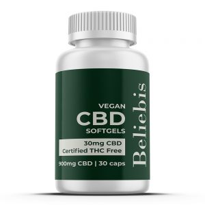30mg CBD Softgels - 900mg / 30 Capsules