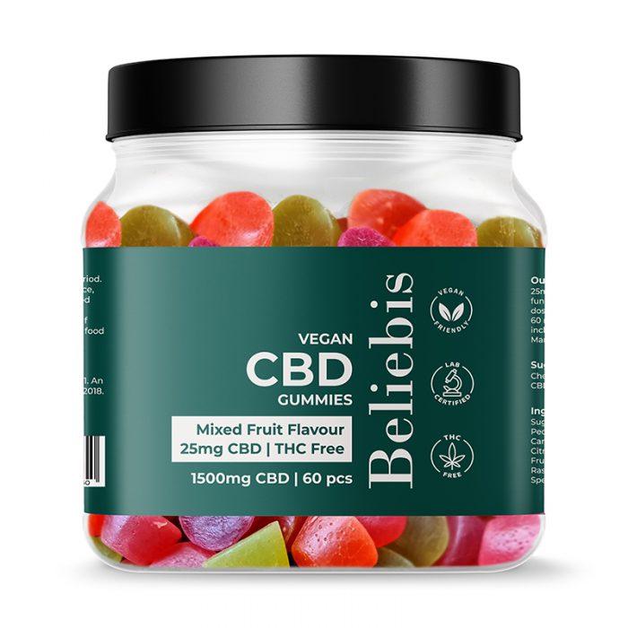 CBD Gummies 1500mg