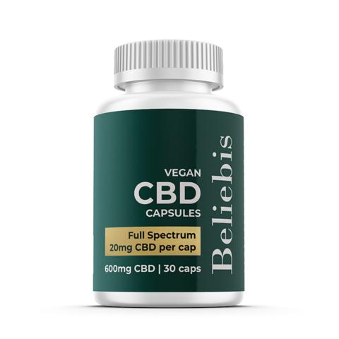 Full Spectrum CBD Oil Capsules