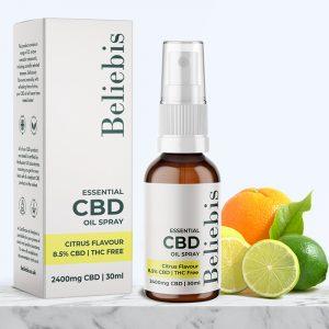 CBD oil spray | Berry Flavour