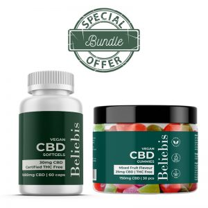 CBD Gummies & CBD capsules