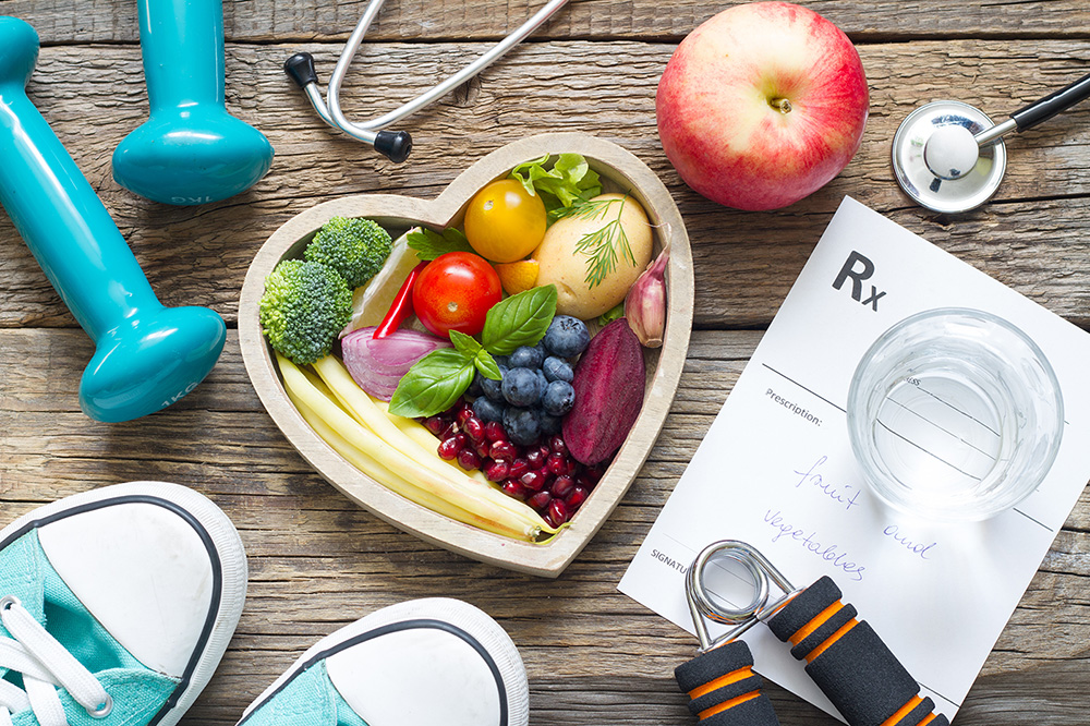Healthy Food and Diet Choices
